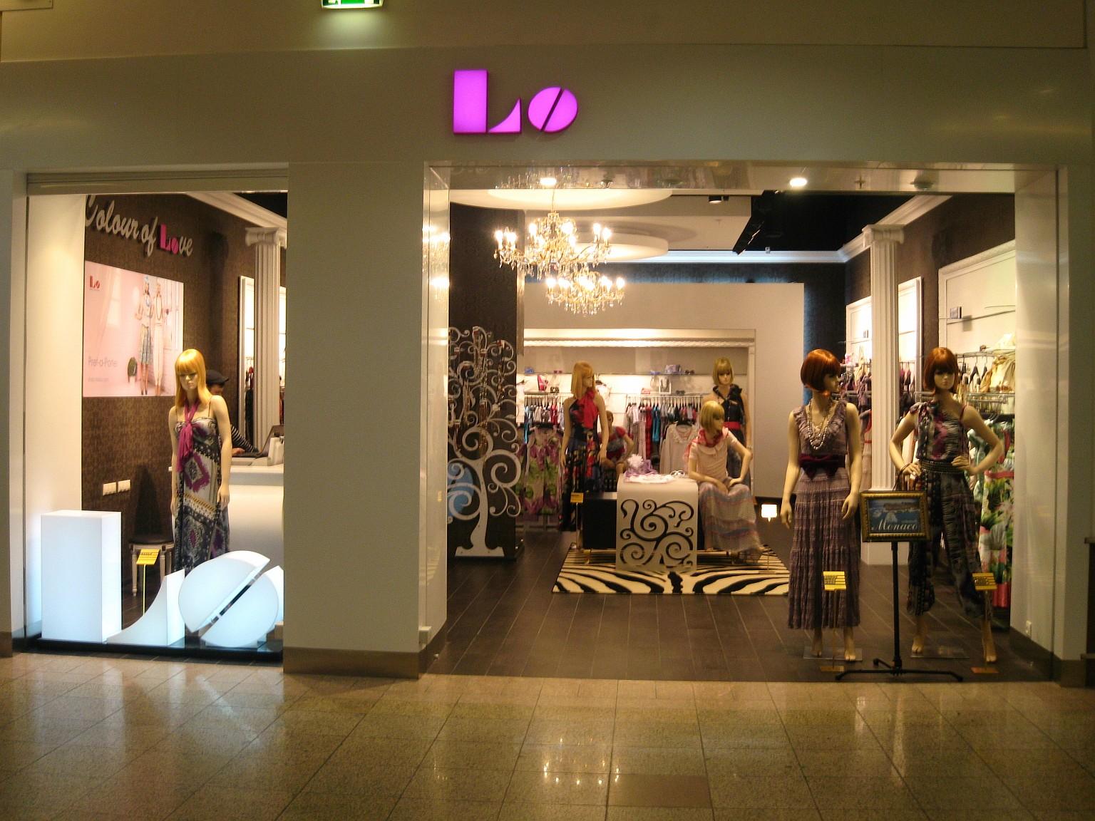 Lo Магазин Женской Одежды